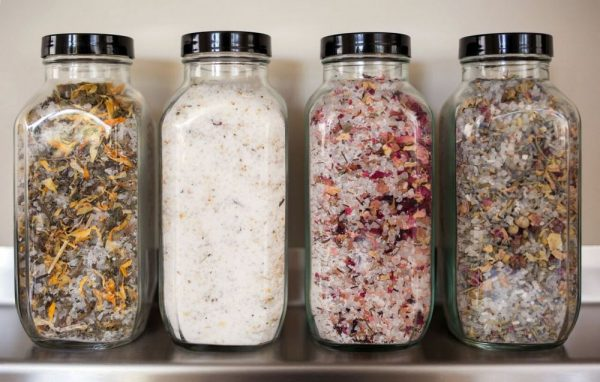 Crystal Hills Organics Bath Salts
