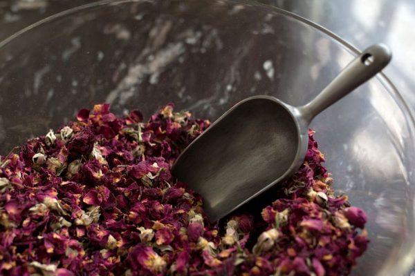 Crystal Hills Organics Organic Rose Petals